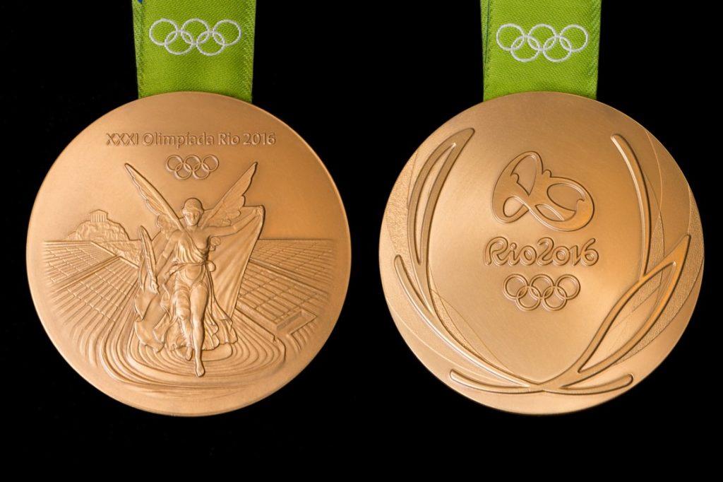 Atualidade – A História das Medalhas nas Olimpíadas