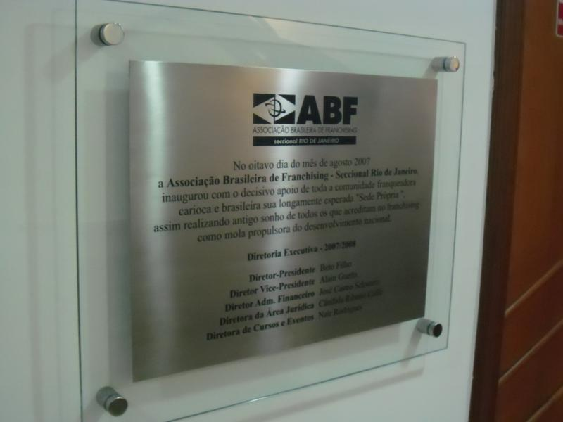 Inauguração - Texto para Placas Comemorativas