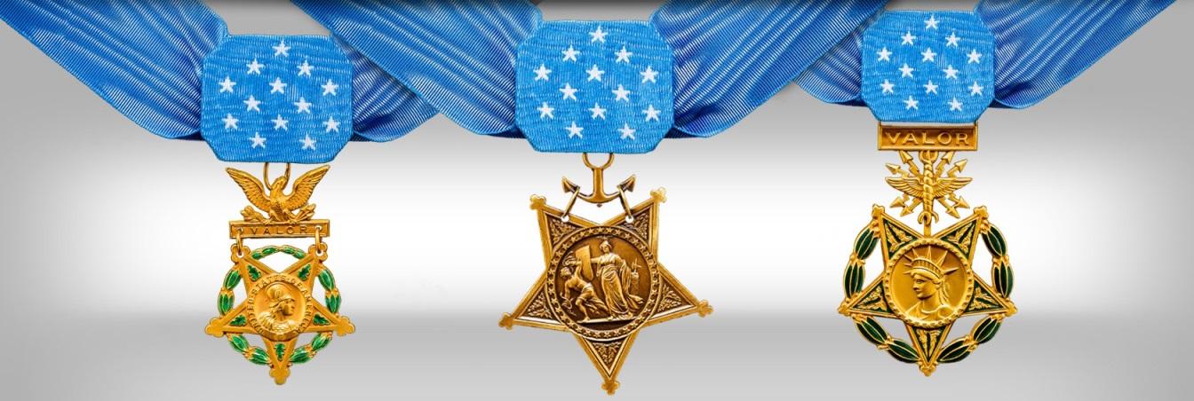 A Medalha de Honra do Congresso