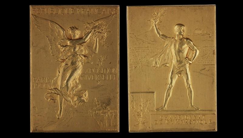 A medalha de ouro – A História das Medalhas nas Olimpíadas